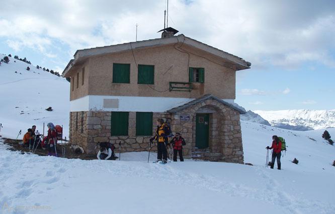 Gallina Pelada (2.317m) per Peguera 1