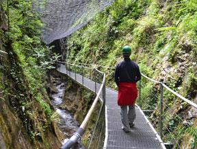 Els canyons de la Fou (Gorges de la Fou)