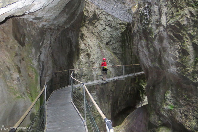 Els canyons de la Fou (Gorges de la Fou) 1