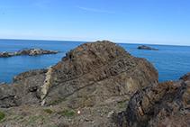 Roques al Cap de Creus.