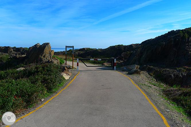 GR 11 - Etapa 01: Cap de Creus - El Port de la Selva 1