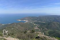 El Port de la Selva i la Selva de Mar.