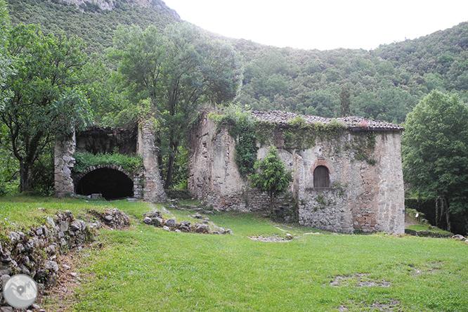 GR 11 - Etapa 07: Sant Aniol d