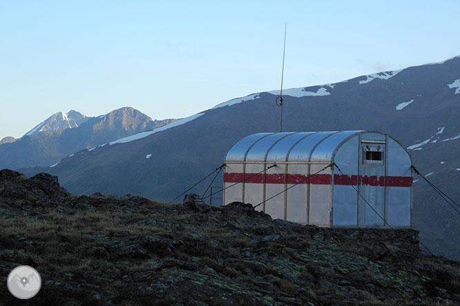 GR 11 - Etapa 16: Arans - Refugi de Baiau 1