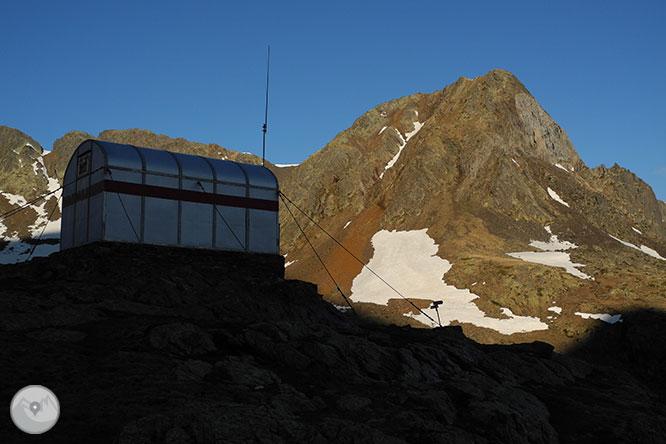 GR 11 - Etapa 17: Refugi de Baiau - Àreu 1