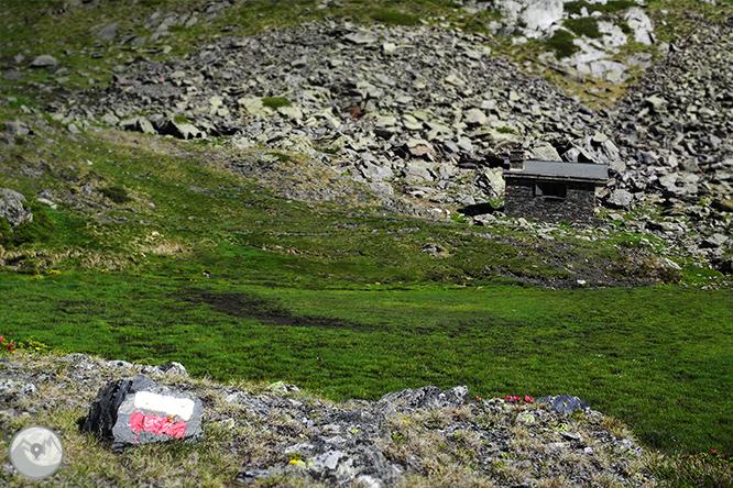 GRP - Etapa 6: Refugi Borda de Sorteny - Refugi de Comapedrosa 1