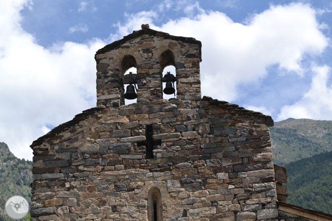 Església de Sant Serni de Nagol a Sant Julià de Lòria 1