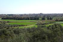 El paisatge de Peralada.