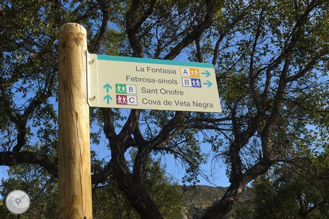 Itinerari circular de Palau-saverdera a Sant Onofre 1