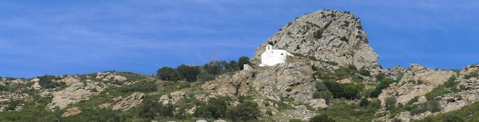 Itinerari circular de Palau-saverdera a Sant Onofre