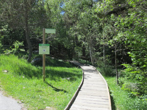 Itinerari adaptat del pont de la Gorga