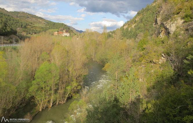 Itinerari de la Llúdriga a Martinet 1