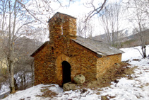 Ermita preromànica de Sant Lliser (segle X).