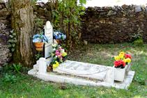 Tomba de Teresa.