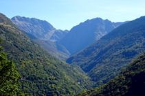 La vall de Toran.