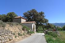 Capella del Roser.