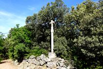 La creu del Pujol.