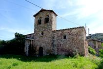 Església de Pujol.