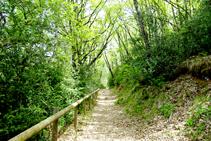 Retornem al poble de Montcortès.