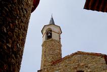 Església de Sant Esteve de Bretui.