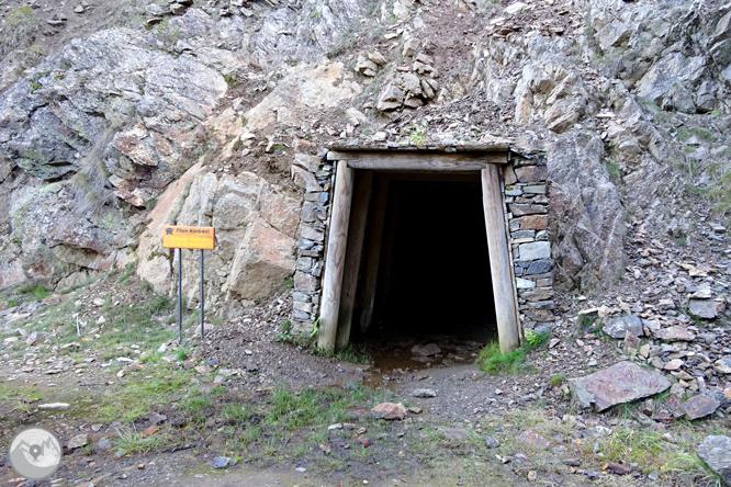 La mina Victòria i la bassa d