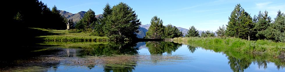 La mina Victòria i la bassa d�Arres