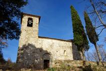 Sant Andreu del Coll.