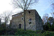 Castell del Coll.