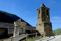 Església de la Mare de Déu de Valldeflors.