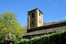 Església de sant Iscle i Santa Victòria a Surp.