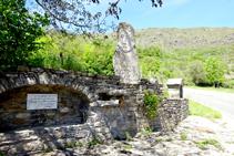 Monument a mossèn Torra.