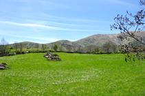 Pastures de la vall d´Àssua.