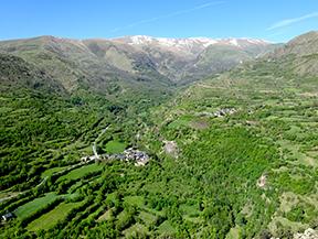 La vall d��ssua, terra de pastors