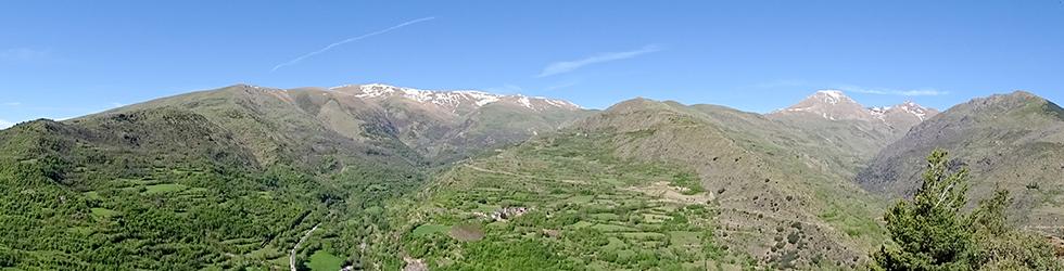 La vall d�Àssua, terra de pastors