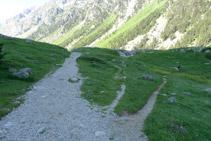 Coll del llac de Gaube.