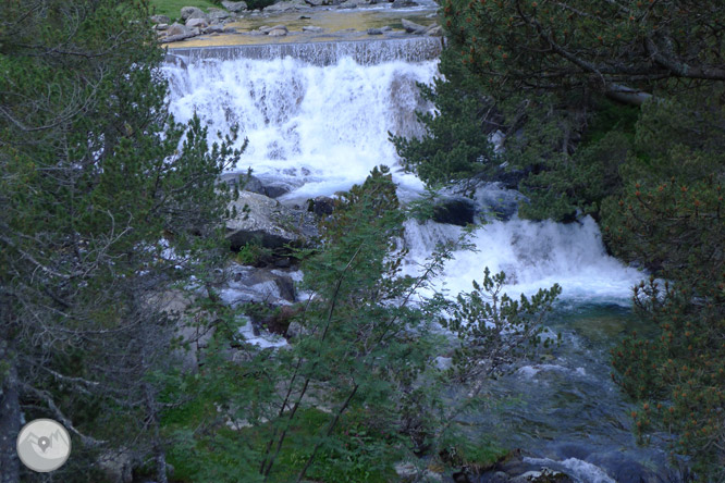 Llac de Gaube des de Pont d