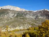 Serra de Sant Gerv�s: el Port�s i l�Avedoga d�Adons