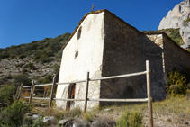 Ermita de Sant Gervàs.