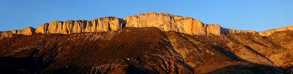 Serra de Sant Gervàs: el Portús i l�Avedoga d�Adons