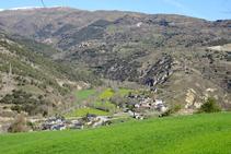 Montardit de Baix, Montardit de Dalt, Llarvén i Enviny.