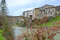 El pont de Gerri.