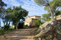 Ermita de Sant Baldiri.