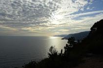 El paisatge de la Costa Brava.