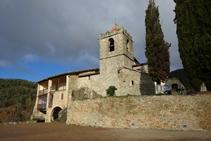 Santa Maria de Matamala.