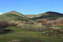 Collada de Camp de Pinyons.