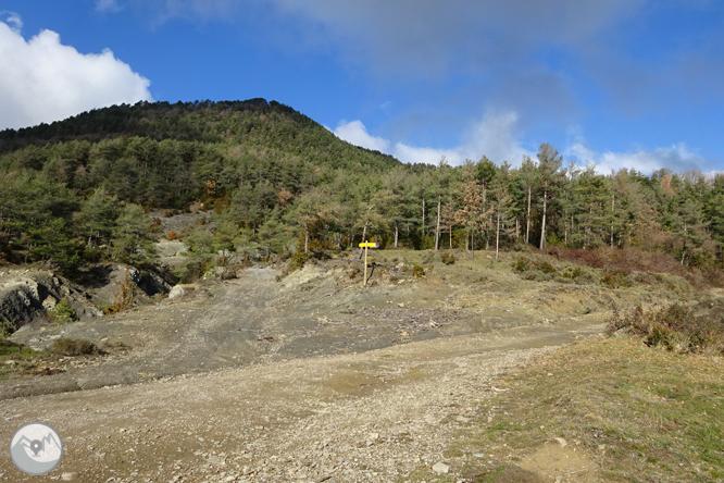 Matamala i les Llosses per antics camins de ferradura 1