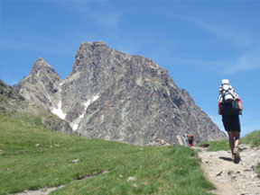 Midi d�Ossau (2.884m) per la via normal