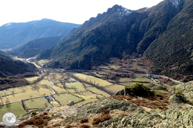 Mirador del Cap de la Roca a Esterri de Cardós 1