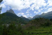 Peña Foratata (2.341m).