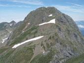 Mont Valier (2.838m) i pic de la Pala Clavera (2.721m)